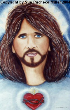 Jesus 1 Print