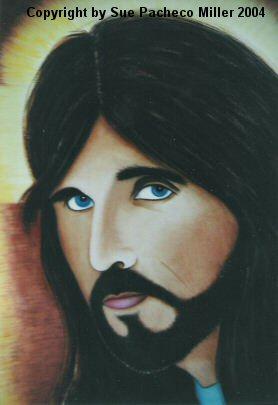 Jesus 2 Print