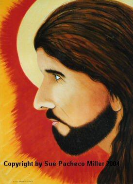Jesus 3 Print