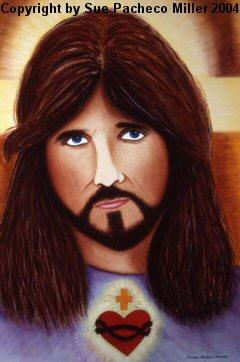 Jesus 4 Print