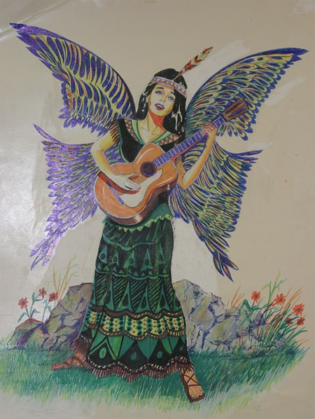 Fairy Musician