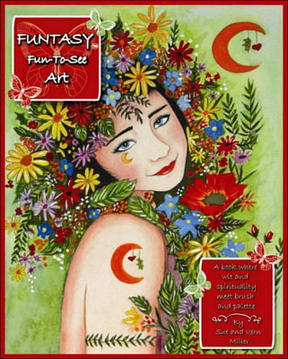 FUNTASY ™ FUN-TO-SEE ART & POETRY BOOK