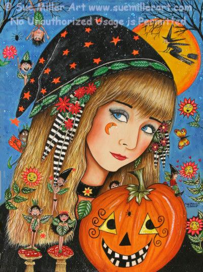 Halloween Funzies Print