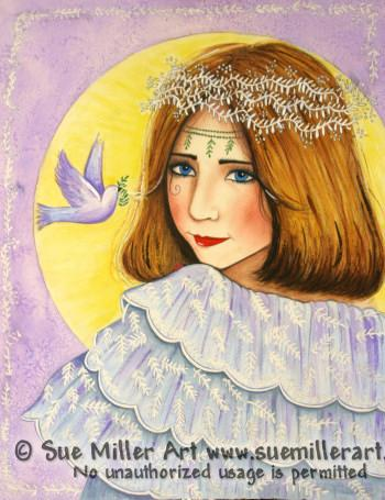 Peace Spirit Of Hope