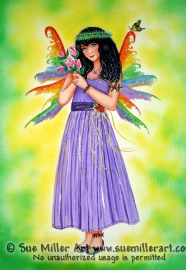 Princess Melia Print