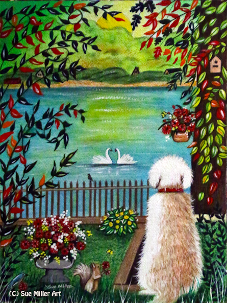 Sadie and the Swans
