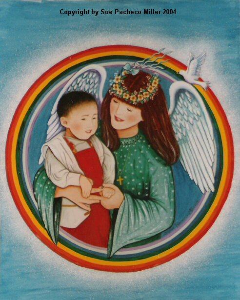 The Internet Angel  Print
