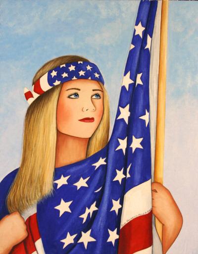 Spirit of America Print