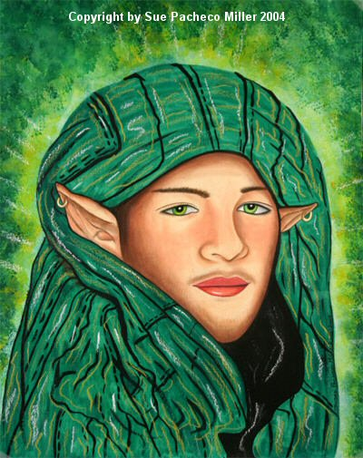 Prince of Elves Print