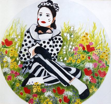 Silvia Print