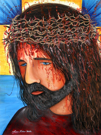 The Jesus That Died For Us Print