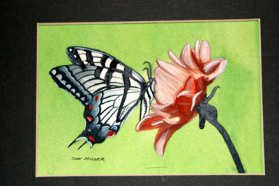 The Butterfly Print
