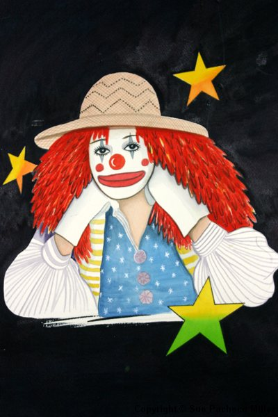 The Rag Doll Print